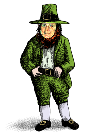 Mike Leprechaun